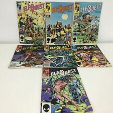 An Assortment of Marvel, ElfQuest By Wendy and Richard Pini #914