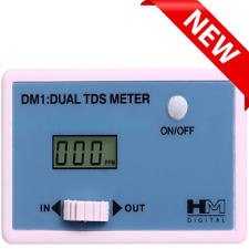 DM-1  In-Line Dual TDS Monitor