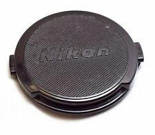 Nikon 52mm Lens Front Cap Cover Genuine made in Japan Black