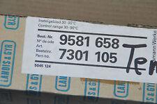 VIESSMANN 9581658 TEMPERATURREGLER TEMPERATUR REGLER 30-90° CELSIUS NEU