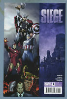 Siege #1 2010 Marvel [Bendis, Coipel] m