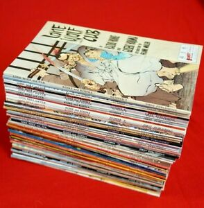 Lone Wolf And Cub complete 1-45 First Run set First Print (#2 Is 2nd Press)