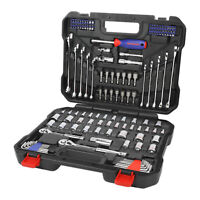 BRAND NEW 145 Piece Mechanic's Workmen HIGH QUALITY STEEL Tool Set
