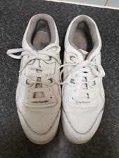 Reebok Classique Baskets Taille UK 9 Blanc