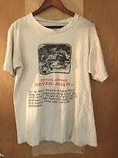 New listing Rare Vtg 90s Rodney King Shirt /Black Lives Malcolm X Single Stitch Sz.L