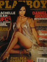 Playboy November 2008 | UFC's Rachel Leah Grace Kim Bond Girls    #1160+