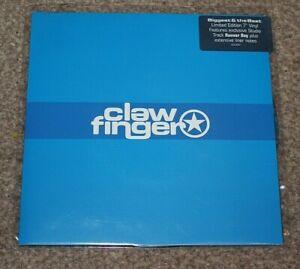 """CLAWFINGER BIGGEST & THE BEST 1997 UK 7"""" LTD,BLUE MVG RECORDS COLA031"""