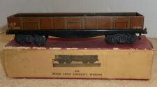 Trix Twin TTR Railways 676 Bogie High Capacity Wagon 00 Gauge vintage - boxed