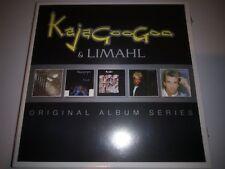 KAJAGOOGOO & LIMAHL - ORIGINAL ALBUM SERIES  5 CD SET NEW SEALED 2014 WARNER