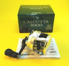 NEW SHIMANO CALCUTTA 300D RIGHT HAND REEL *FREE PRIORITY SHIPPING* U.S SELLER!