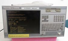 HP/AGILENT 16702A-LOGIC ANAL.SYST.-1xHP16534A & 2xHP16555A-POWER ON-USED-II