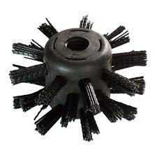 100mm cervelli Brush HEAD-cervelli Rod allegato-rimuovere i blocchi, pulisce