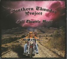 CD SOUTHERN THUNDER PROJECT hard Southern Rock USA 2015