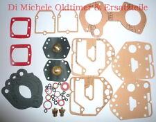Alfa Romeo Gulia Super,2x 40 Addhe Solex Carburateur Kit  Entretien Joints