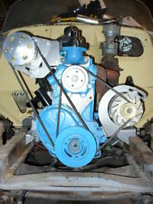 10043 A/C AIR CONDITIONING & ALTERNATOR 1955-62 235 261 CHEVY USING 1954 WP