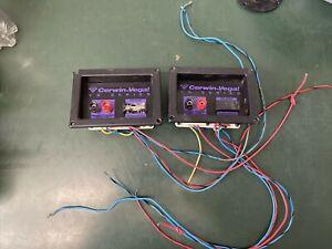 Cerwin Vega VS-120 speaker VS Series 3-way x-over crossover network pair