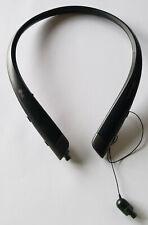 New listing Black Lg Tone Platinum+ Plus Hbs-1125 Wireless Headset -Audio Issue & Cord Stuck