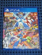 PS4 Rockman Megaman X Anniversary Collection 1 + 2 w/ Limited Bonus Weapon List