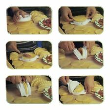 3 PCS Dumpling Mold Pierogi Ravioli Gyoza Empanada Dough Press Maker - 3 Sizes