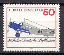 Germany - 1976 50 years Lufthansa / Airplane Mi. 878 MNH