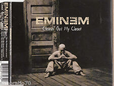 EMINEM Cleanin' Out My Closet CD Single