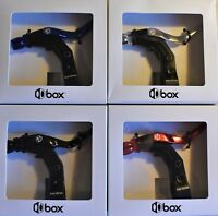 Box Components Three 3 Long Brake Lever for BMX Racing Bikes Coice of Colors