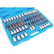 Steckschlüssel Satz Ribe Bit Nussset Riebe Werkzeug Stecknüsse Set 1/2 Nüsse BGS
