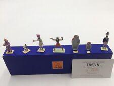 Figurine Tintin mini Pixi tintin et les cigares du pharaon boite Certificat
