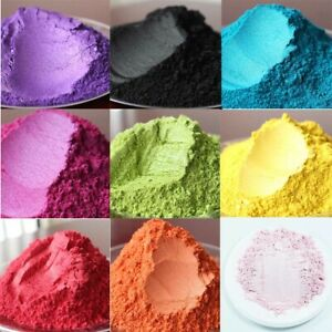 29 Colors - Mica Powder Pigment Pure Pearl Epoxy Resin for DIY - FREE SHIPPING!!