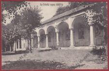 VERBANIA GHIFFA 52 SANTUARIO SS. TRINITÀ - VIA CRUCIS Cartolina viaggiata 1920