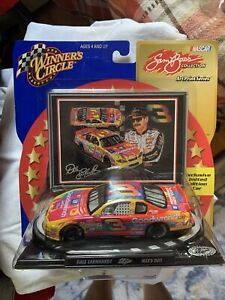 Dale Earnhardt #3 Sam Bass Collection Winners Circle 1:43 Scale Limited Edition