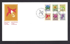 Canada    # 705 - 711 Combo   FLORAL DEFINITIVES   New 1977  Unaddressed