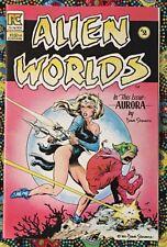 Alien Worlds #2 Comic Bruce Jones, Dave Stevens VF+