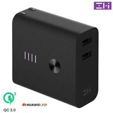 ZMI Power Bank 5000mAh + Dual USB Wall Charger Universal Phones Charging
