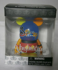 "Disney Vinylmation 3"" Mickey Mouse Friends Figurine Collectible Figure Rare Nib"