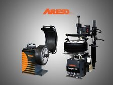 Démonte pneus + Equilibreuse ARESO change-it 222 / 220 + balance-it 241