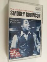 The Best Of Smokey Robinson : Vintage Tape Cassette Album From 1990