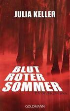 Blutroter Sommer von Julia Keller (2016, Taschenbuch) ++Ungelesen++