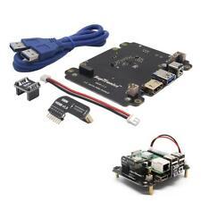 X820 2.5 Inch SATA HDD / SSD USB3.0 Storage Expansion Board For Raspberry Pi 3 M