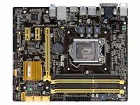 Asus B85M-G/CSM/SI Micro ATX DDR3 LGA 1150 Motherboard I/O Shield