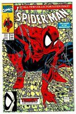 SPIDER-MAN #1 (NM) Green Cover! Todd McFarlane Art! High Grade! 1990 Marvel