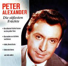 "PETER ALEXANDER ""Die süßesten Früchte..."" TOP ALBUM!  20 Tracks CD NEU & OVP"