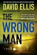 The Wrong Man (Jason Kolarich), Ellis, David, , Book, Good