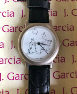 """Humiliation at the Animal Party"" Jerry Garcia Limited Edition 1994 Watch"