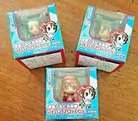 Sega Vignetteum Cute Melancholy of Haruhi Suzumya *Set of 3*