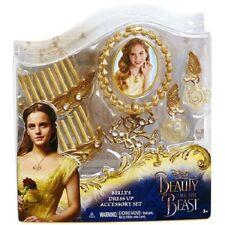 Disney Beauty & The Beast Movie - Belle's Dress Up Accessory Set - Brand New