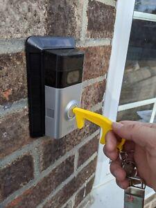 Germ Key/Hook - Door Opener/Button Pusher/Bar Holder - Social Distancing Tool