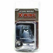 X-Wing Miniatures Game BNIB - TIE Interceptor Expansion Pack