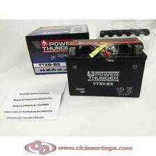 Batería Power Thunder Ytx9-bs 12V. 8ah. equivalente Dtx9-bs Etx9-bs Ptx9-bs