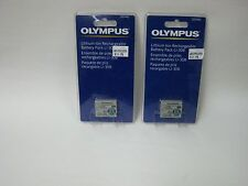 Olympus Li-30B Lithium Ion batteries 1 battery auction new old stock